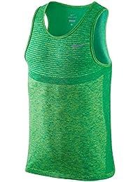 Nike Dri-Fit Knit Singlet Débardeur sans manches pour homme