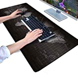 Mauspad Maus Pad Teppich Desktop-Tastatur Maus Globus Laptop
