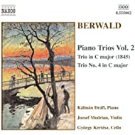 Berwald: Piano Trio In C Major / Piano Trio No. 4