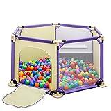 Baby-Sicherheits-Spiel-Zaun-Säuglingskind-Innenkleinkind-Zaun-Zaun-Sicherheits-Krabbeln-Schutz-Hauptspielplatz
