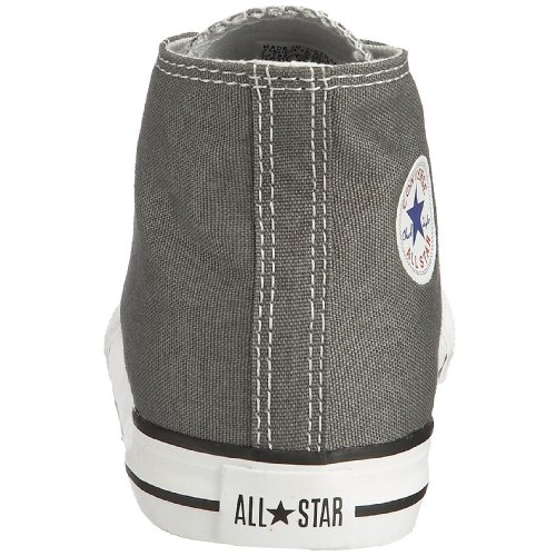 Converse Ctas Season Hi 015850-21-122, Sneaker Unisex bambini Grigio (Charcoal)