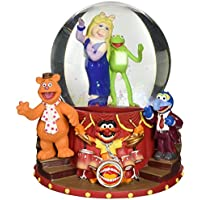 Westland Giftware Musical Resin Water Globe, Presenting The Muppets, 100mm