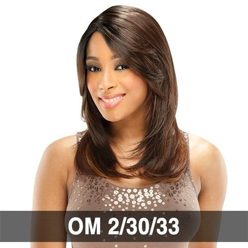 Freetress Equal Deep Invisible Part Pre-Cut Lace Front Wig BAILEY (OM23033) by Shake-N-Go (English Manual)