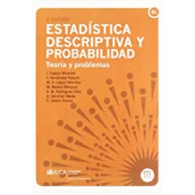 Estadística descriptiva y probabilidad: Teorías y problemas (Manuales a 6 euros)