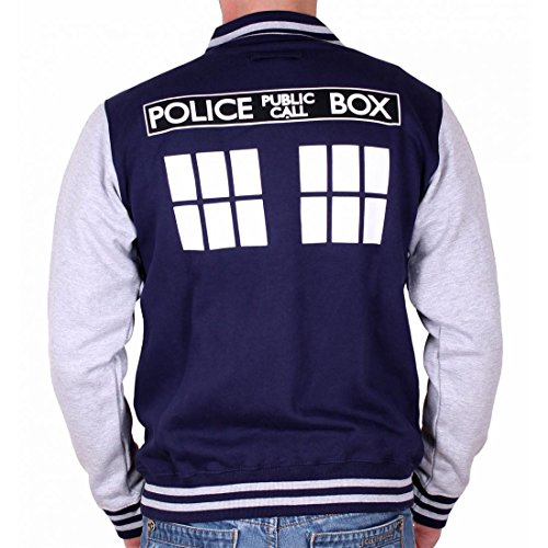 Teddy Doctor Who - Tardis, Vêtements