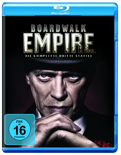 Boardwalk Empire - Die komplette dritte Staffel [Blu-ray]