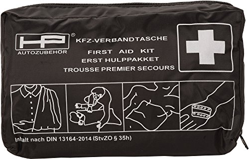 Accessoire pour voiture 10030Trousse de secours DIN 13164–Noir 2014