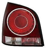 AD Tuning GmbH & Co. KG Rückleuchte inkl. Lampenträger + Leuchtmittel, Linke Seite, Fahrerseite