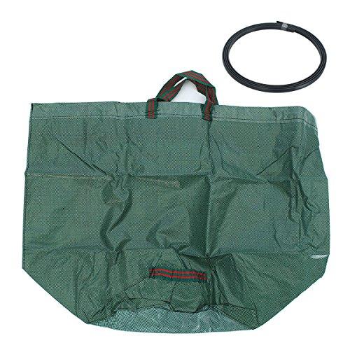 Winnerbe 6776cm Garten Müll Abfall Große Tasche Sack Refuse Sack Leaf Gras mit Griff Leaf Griffe