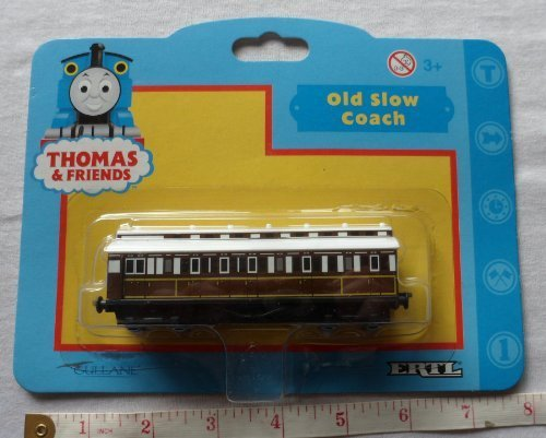 Old Slow Coach From Thomas the Tank Engine by Ertl - Ertl Thomas Tank The Engine