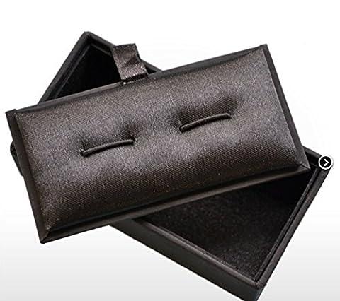 Jewellery Gift Presentation Box Ring box Necklace box Bracelet Watch Box Brooch Pendant Earring Box (Cufflink