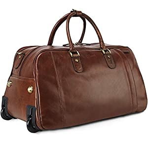 Ashwood Albert Wheeled Holdall by Ashwood