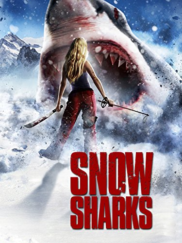 Snow Sharks Cover