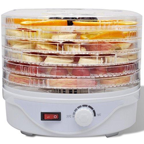 Anself-Deshidratadora-de-alimentos-con-6-bandejas-apilables-redondo