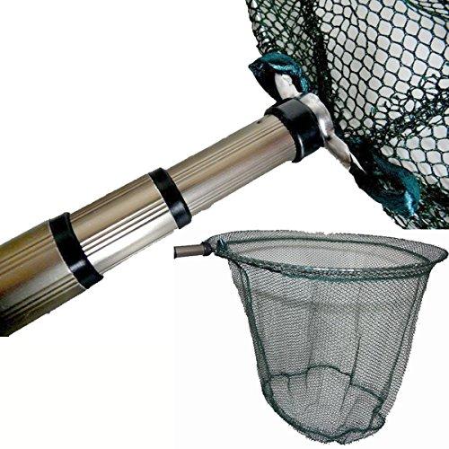 Kanana–Red para pesca telescópica de sacadera telescópica (kescher022)