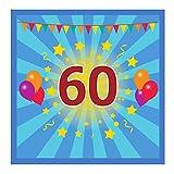 Gästebuch Geburtstag 60