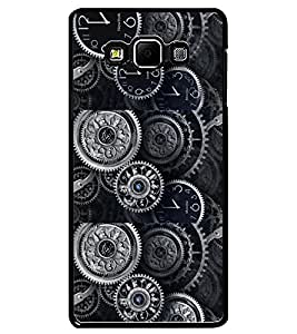 ColourCraft Watches Design Back Case Cover for SAMSUNG GALAXY A7
