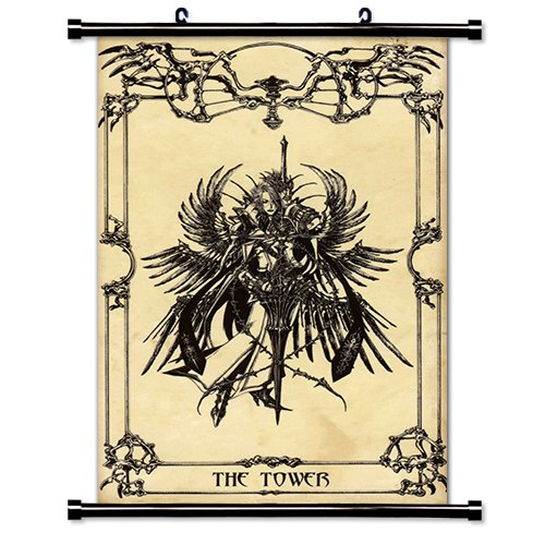 Trinity Blood Anime Fabric Wall Scroll Poster (32