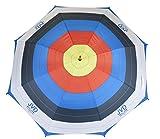 Jvd–Sports Umbrella–Golf Brolly–Archery, Outdoors, Shopping, Target (ø 133cm)