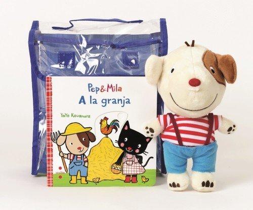 Pack Pep i Mila a la granja: Pack amb el nino d'en Pep (Pep & Mila) por Yayo Kawamura