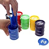 #8: Bright Enterprise Mix Colour Slime Small