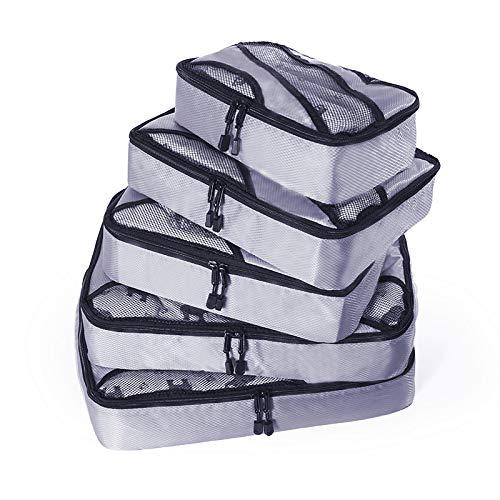 Capacity Multifunktions wasserdichter Reißverschluss Reisetasche Package Bag Set ()