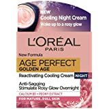 L'Oreal Paris Age Perfect Golden Age Cooling Night Cream idratante per pelli mature 50 ml