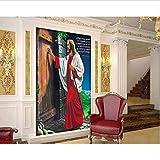 Foto mural de la pared personalizar fondos de pantalla de alta definición para la sala de estar murales de papel tapiz 3d-400x280cm