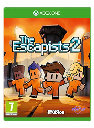 The Escapists 2 - Xbox One [Edizione: Regno Unito]