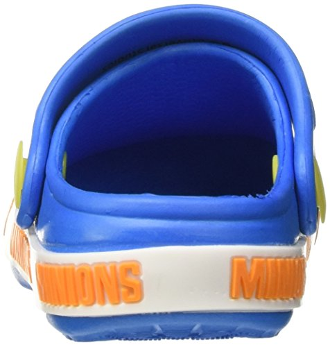 MINIONS Baby Jungen S17980xaz Krabbel-& Hausschuhe Blau (Royal)
