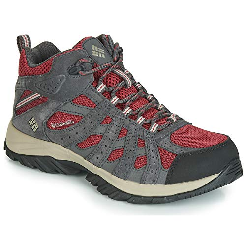 Columbia Canyon Point Mid Waterproof, Zapatillas de Senderismo, Imperm