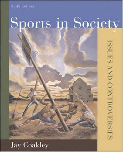 Sports in Society: Issues and Controversies with Online Learning Center Passcode Bind-in Card by Jay Coakley (2007-02-01)