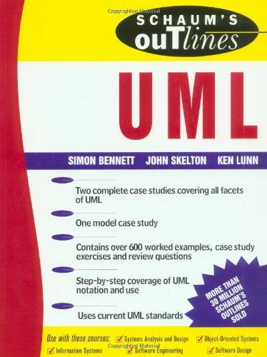 UML (Schaum's Outline S.)