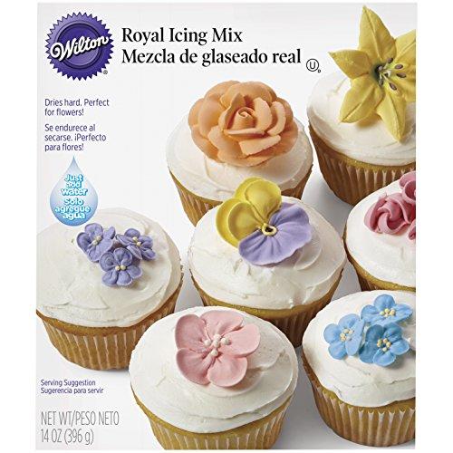 Wilton Royal Icing Mix 14oz-creamy weiß, andere, mehrfarbig