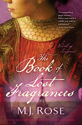 The Hard-cover of Lost Fragrances: A Novel of Suspense (Reincarnationist series)