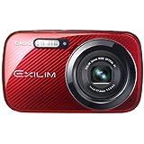 """Casio Exilim Ex N50 Appareil photo numérique 6,858"""" 6x USB Rouge"""
