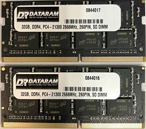 Dataram Memory Ram Upgrade (2 X ...