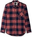 Quiksilver Men's Flannel Shirt, Motherfl...