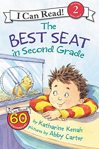 The Best Seat in Second Grade (I Can Read. Level 2)