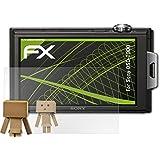 Sony DSC-T900 Miroir Film Protecteur - atFoliX FX-Mirror Protection d'écran avec effet miroir