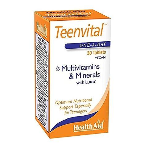 HealthAid Teenvital - 30 Tablets