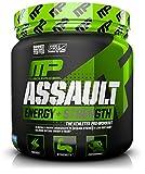 MusclePharm Assault Sport Blue Raspberry Pre-Workout Supplement 30 Servings