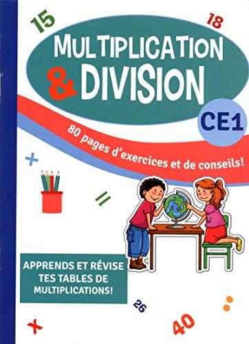 Multiplication et division CE1