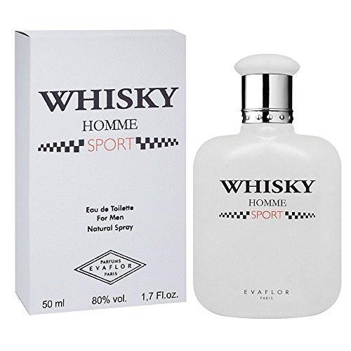 Evaflor Whisky (Whisky Homme Sport Eau De Toilette 50ml)