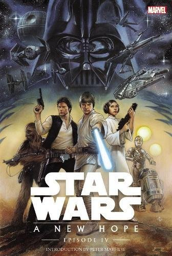 Star Wars: Episode Iv: A New Hope por Roy Thomas