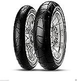 Paar Reifen Reifen Scorpion Trail 120/9017+ 90/9021Yamha XT 600K