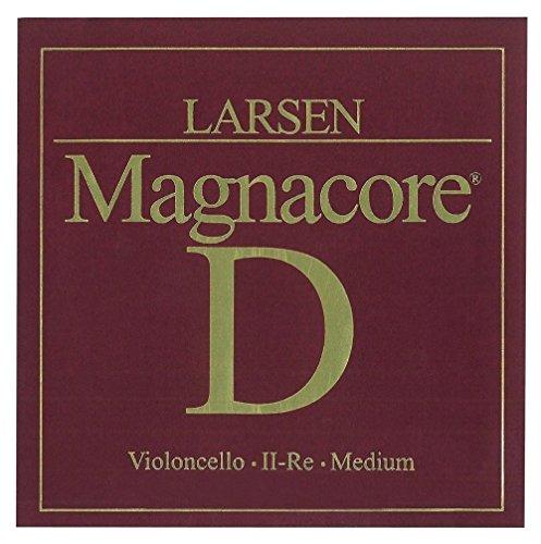 Larsen Saiten für Cello Magnacore Neuheit! D Magnacore II 4/4; Strong