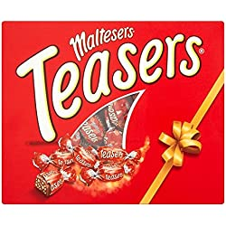Mars Maltesers Milk Chocolate with honeycombed pieces Gift Box