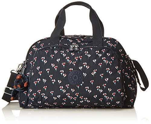 Kipling - CAMAMA - Borsa per neonato con fasciatoio - Small Flower - (Multi color) Multicolore (Small Flower)