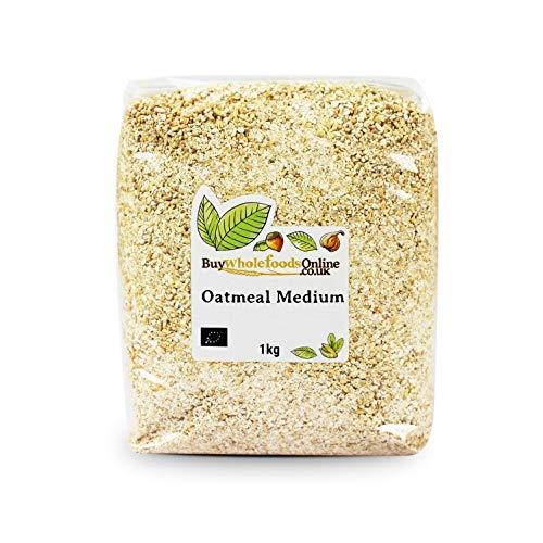 Oatmeal Medium 1kg (Buy Whole Foods Online Ltd.)